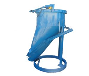 LATERAL DISCHARGE BUCKETS
