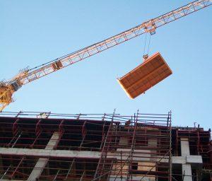 LOADING PLATFORM INSTALLATION, Brick Lifting Cages, Brick Lifting Cages