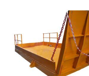 LOADING PLATFORM (Orange), Brick Lifting Cages, Brick Lifting Cages