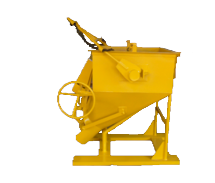 Side Discharge Bucket